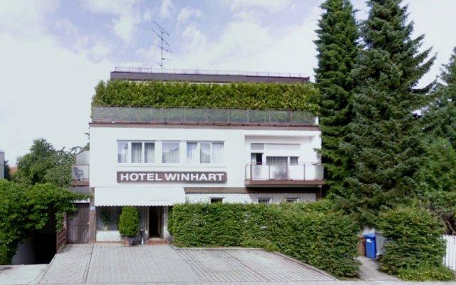 Отель Winhart Германия, Мюнхен - отзывы, цены и фото номеров - забронировать отель Winhart онлайн вид на фасад