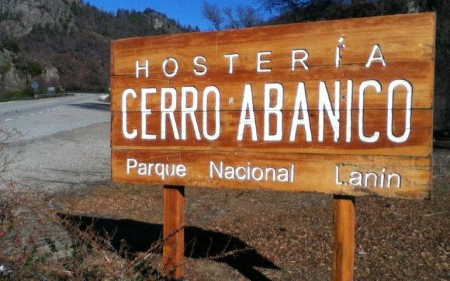 Hostera Cerro Abanico