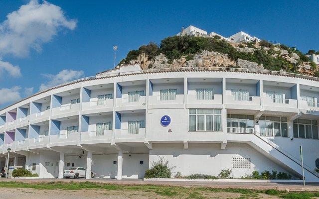Hotel Paradis Blau Кала-эн-Портер вид на фасад
