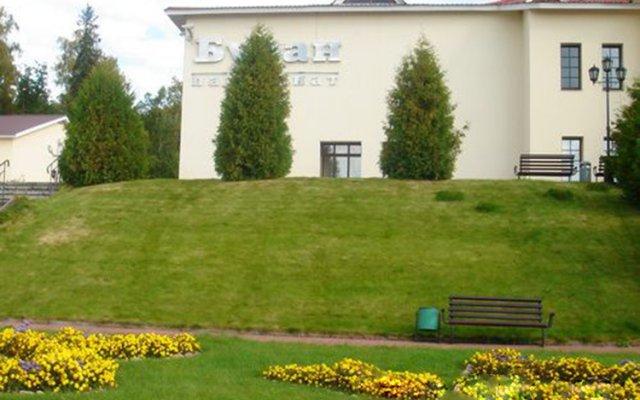 Гостиница Buran спортивное сооружение