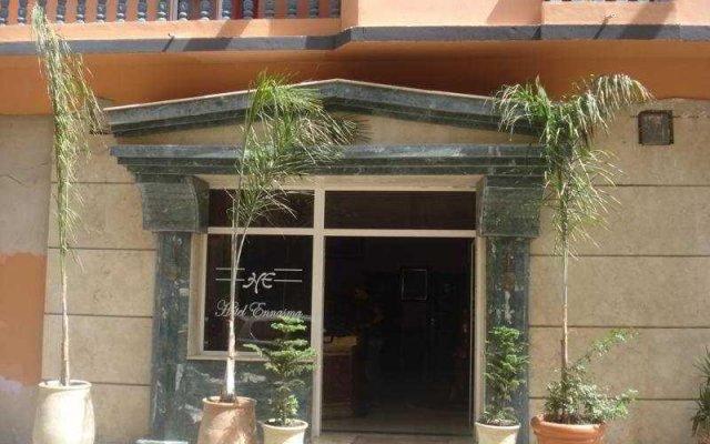 Enasma Hotel вид на фасад