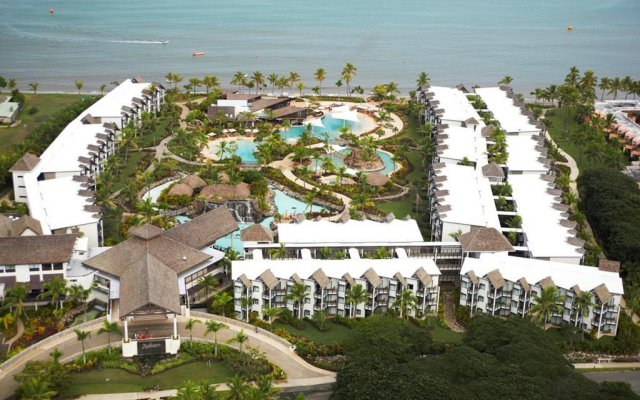 Отель Radisson Resort Вити-Леву помещение для мероприятий