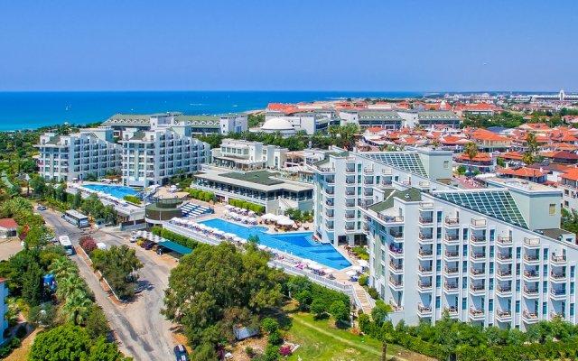 Отель Royal Atlantis Spa & Resort - All Inclusive Сиде пляж