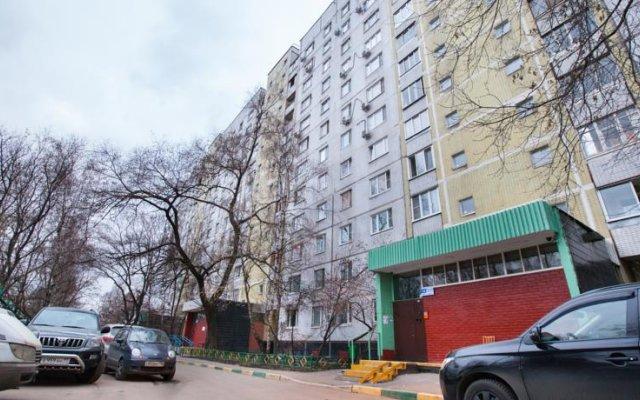 Отель Bibirevo Aparthotel Москва парковка