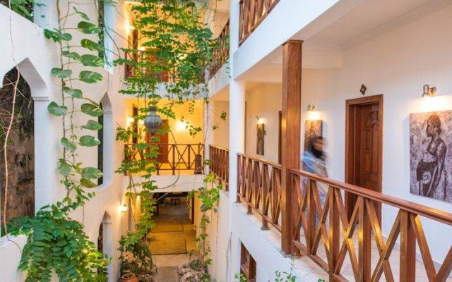 The Seyyida Hotel and Spa интерьер отеля