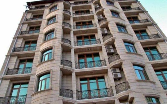Отель Happy Inn вид на фасад