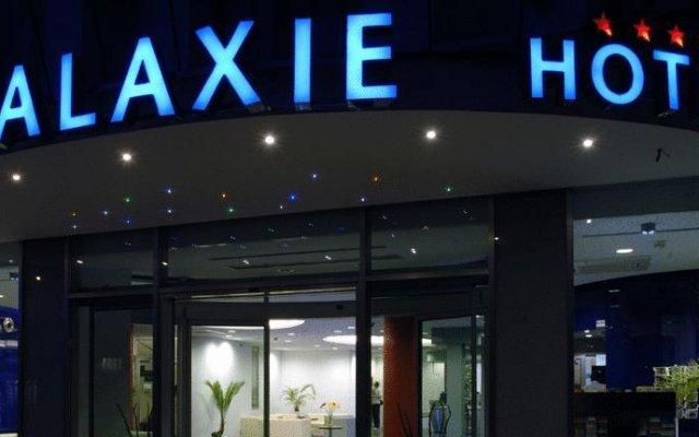 Galaxie Hotel вид на фасад