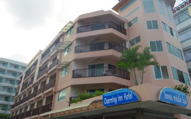 Charming Inn Hotel вид на фасад