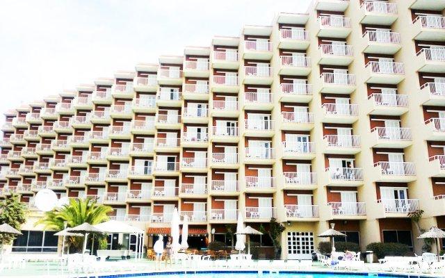 Hotel Don Bigote вид на фасад