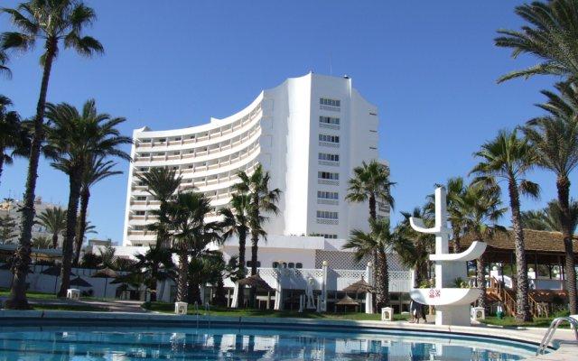 Отель Chems El Hana Сусс бассейн