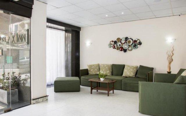 Relax Inn Hotel интерьер отеля