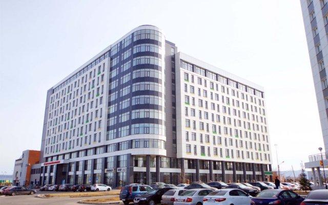 Апарт-отель Квартирант вид на фасад
