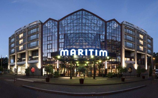 Maritim Hotel Köln вид на фасад