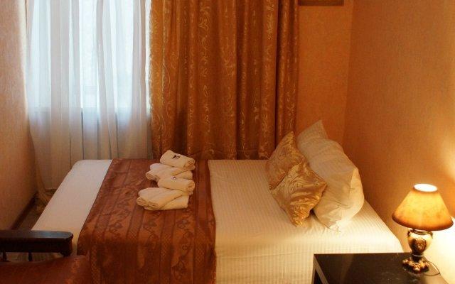 Мини-Отель Мумий Тролль комната для гостей
