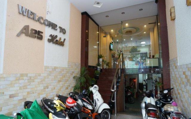 A25 Hotel - Nguyen Cu Trinh парковка