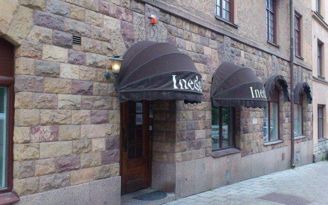 Отель Foereragshuset Indal Швеция, Стокгольм - отзывы, цены и фото номеров - забронировать отель Foereragshuset Indal онлайн вид на фасад