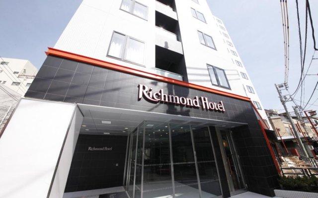 Отель Richmond Hotel Asakusa Япония, Токио - отзывы, цены и фото номеров - забронировать отель Richmond Hotel Asakusa онлайн вид на фасад