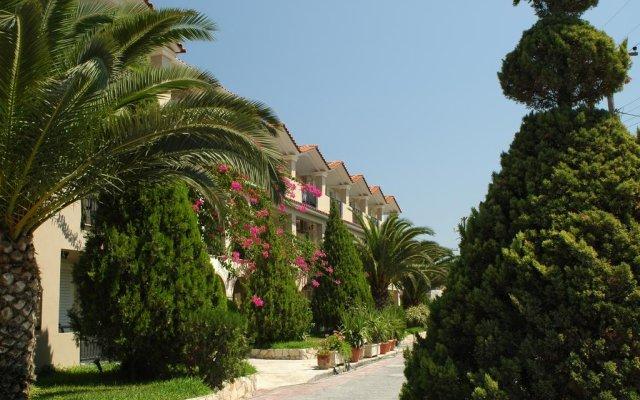 Отель Letsos Hotel Греция, Закинф - отзывы, цены и фото номеров - забронировать отель Letsos Hotel онлайн вид на фасад