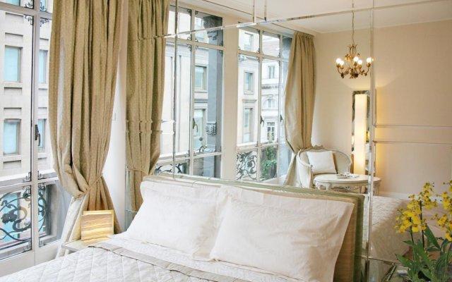 Отель The Place комната для гостей