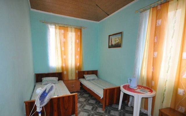 Гостиница Частный пансионат Лазурный комната для гостей