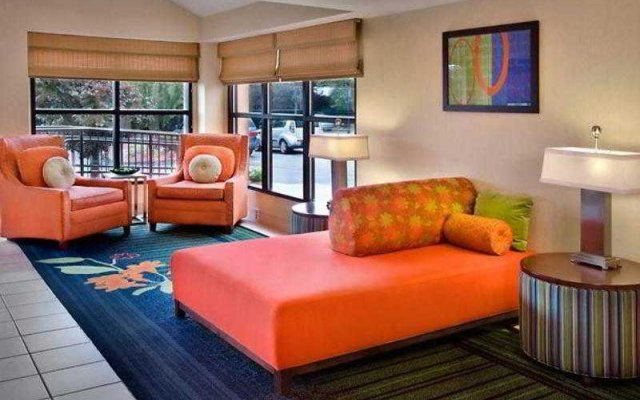 Fairfield Inn by Marriott Boston Tewksbury/Andover 2