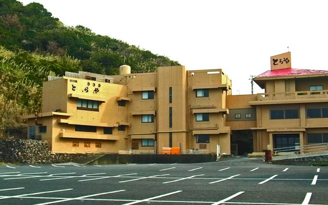 Отель Seaside Toraya Цусима парковка