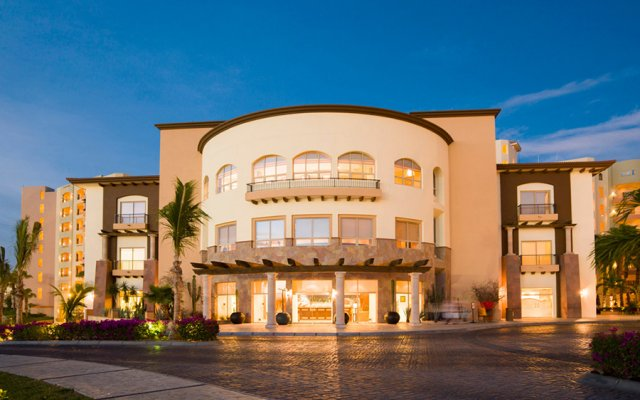Отель Villa Del Arco Beach Resort & Grand Spa Кабо-Сан-Лукас вид на фасад