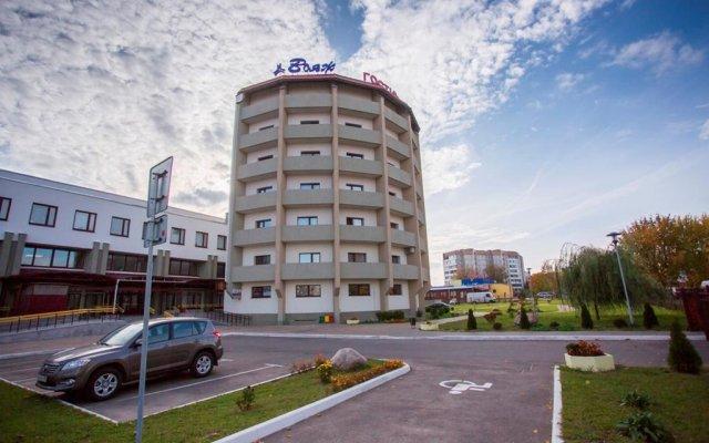 Гостиница Вояж Минск парковка