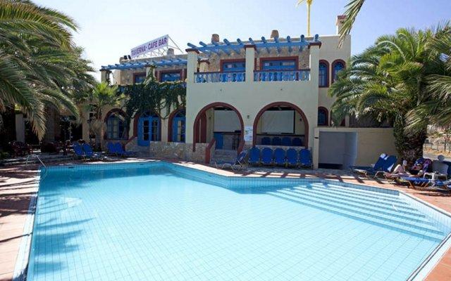 Palm Bay Hotel сауна