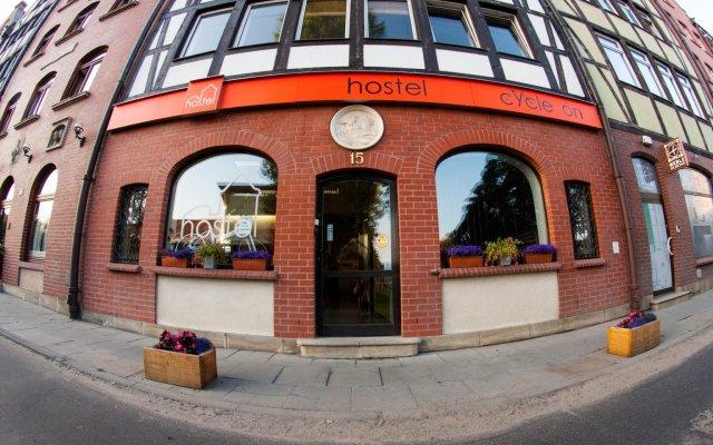 Hostel Cycle On вид на фасад
