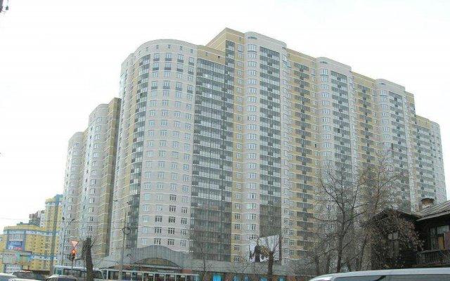 Отель Жилое помещение Aurora на 8 Марта Екатеринбург вид на фасад
