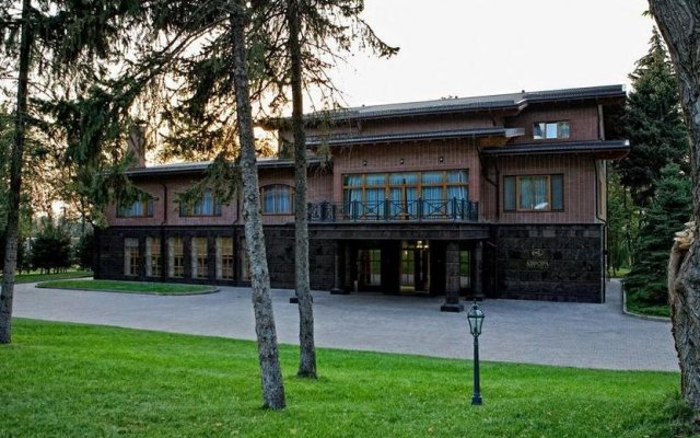 Аврора Парк Отель спортивное сооружение