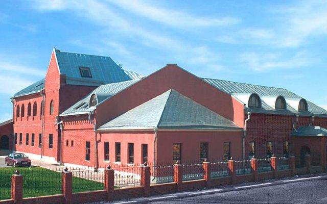 Мини-отель «Д-клуб» вид на фасад