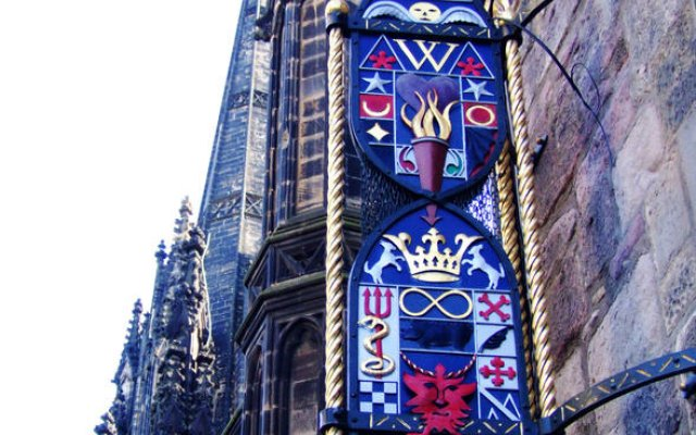 Отель The Witchery by the Castle развлечения