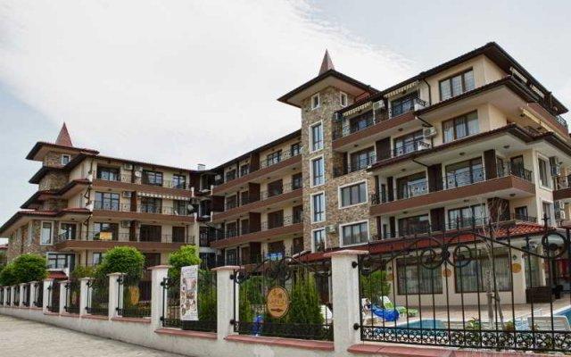 Отель Rich 3 Болгария, Равда - отзывы, цены и фото номеров - забронировать отель Rich 3 онлайн вид на фасад