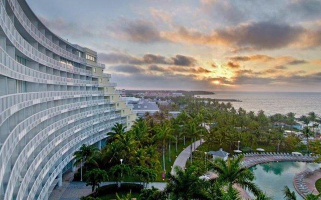 Отель Grand Lucayan Resort пляж