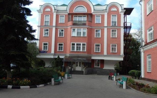 Гостиница Озерковская в Москве отзывы, цены и фото номеров - забронировать гостиницу Озерковская онлайн Москва вид на фасад