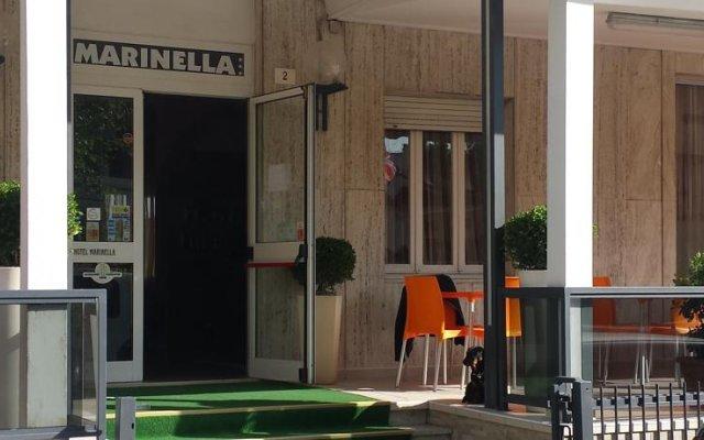 Hotel Marinella вид на фасад