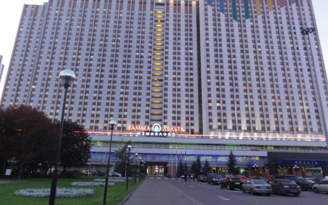 Гостиница на Партизанской Гамма-Дельта вид на фасад