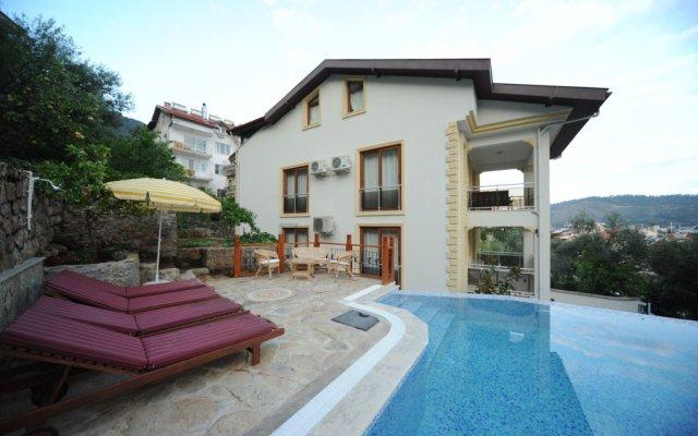 Villa Daffodil - Special Class Турция, Фетхие - отзывы, цены и фото номеров - забронировать отель Villa Daffodil - Special Class онлайн бассейн