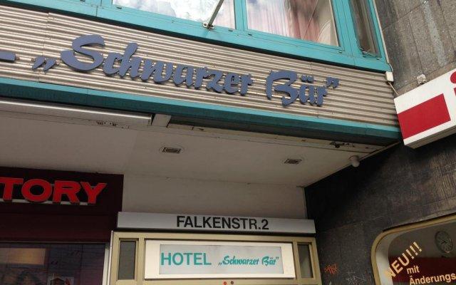 Hotel Schwarzer Bär банкомат