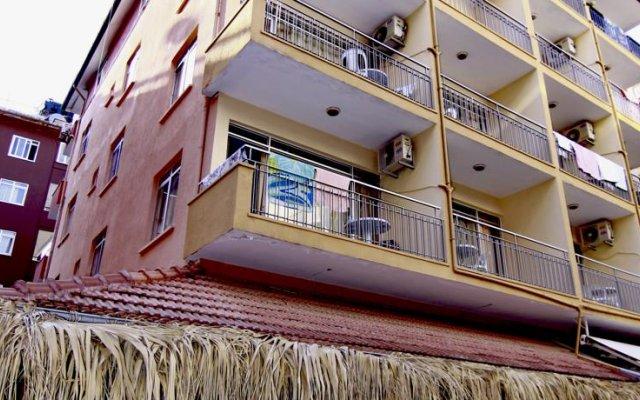 Kleopatra Bebek Hotel вид на фасад