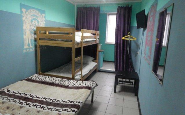 Хостел Smiles комната для гостей
