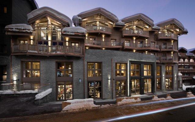 Отель Le K2 Djola вид на фасад