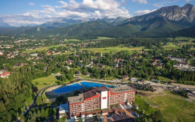 Отель Mercure Kasprowy Zakopane Польша, Закопане - отзывы, цены и фото номеров - забронировать отель Mercure Kasprowy Zakopane онлайн