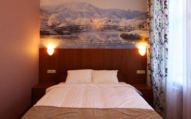Hotel Cherniy Prud комната для гостей