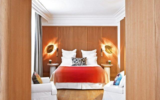 Отель Hôtel Vernet комната для гостей