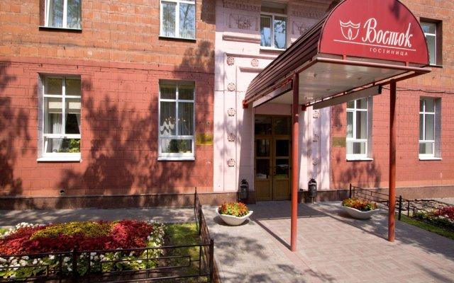 Гостиница Восток в Москве - забронировать гостиницу Восток, цены и фото номеров Москва вид на фасад