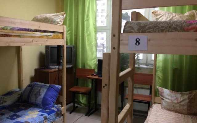 Гостиница Vasilcovskiy Hostel в Москве 1 отзыв об отеле, цены и фото номеров - забронировать гостиницу Vasilcovskiy Hostel онлайн Москва комната для гостей