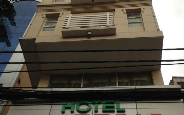 Imperial Saigon Hotel вид на фасад
